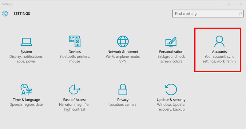 How to change the PIN in Windows 10 - Next Century Support