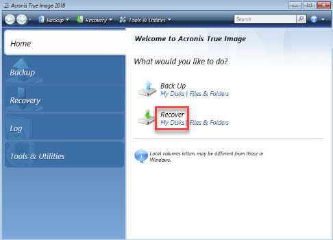 acronis true image mac recovery